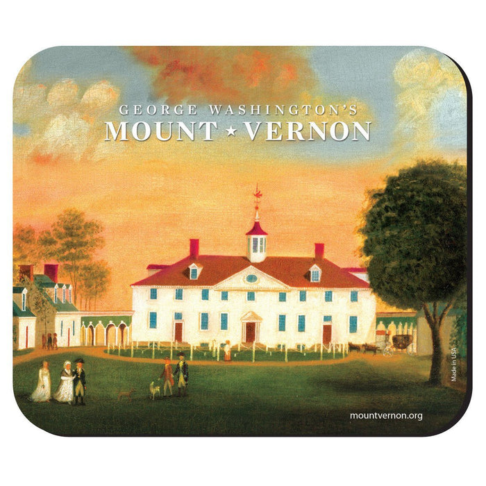 Mount Vernon 1792 Mousepad - The Shops at Mount Vernon - The Shops at Mount Vernon