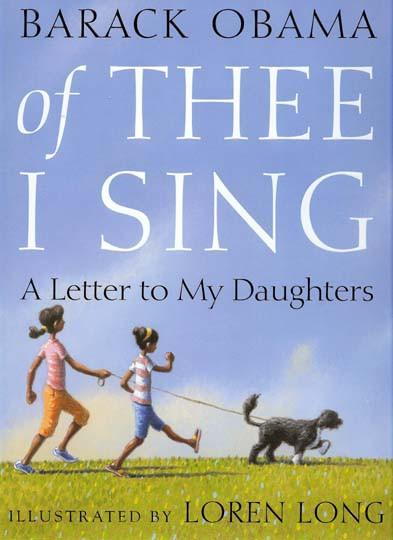Of Thee I Sing: A Letter to My Daughters - The Shops at Mount Vernon - The Shops at Mount Vernon