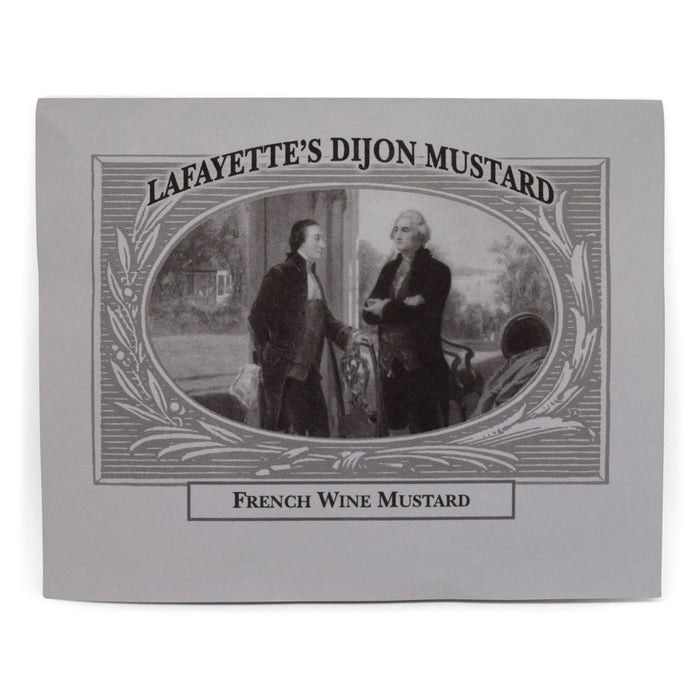 LaFayette's French Dijon Mustard - The Shops at Mount Vernon - The Shops at Mount Vernon