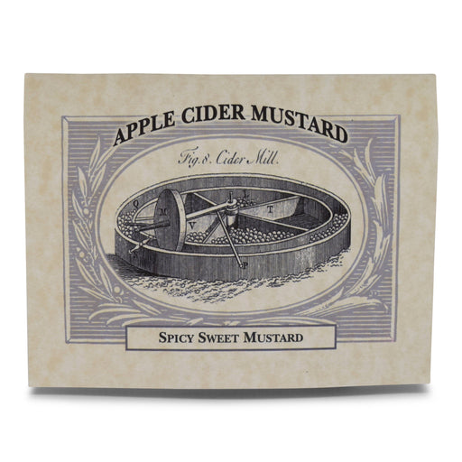 Apple Cider Mustard - COMMON FOLK FARM - The Shops at Mount Vernon