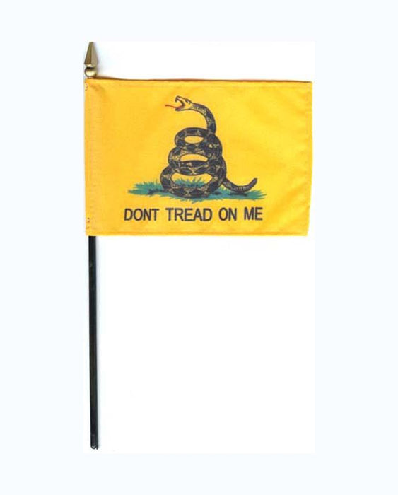 Gadsden Mini Flag - The Shops at Mount Vernon - The Shops at Mount Vernon