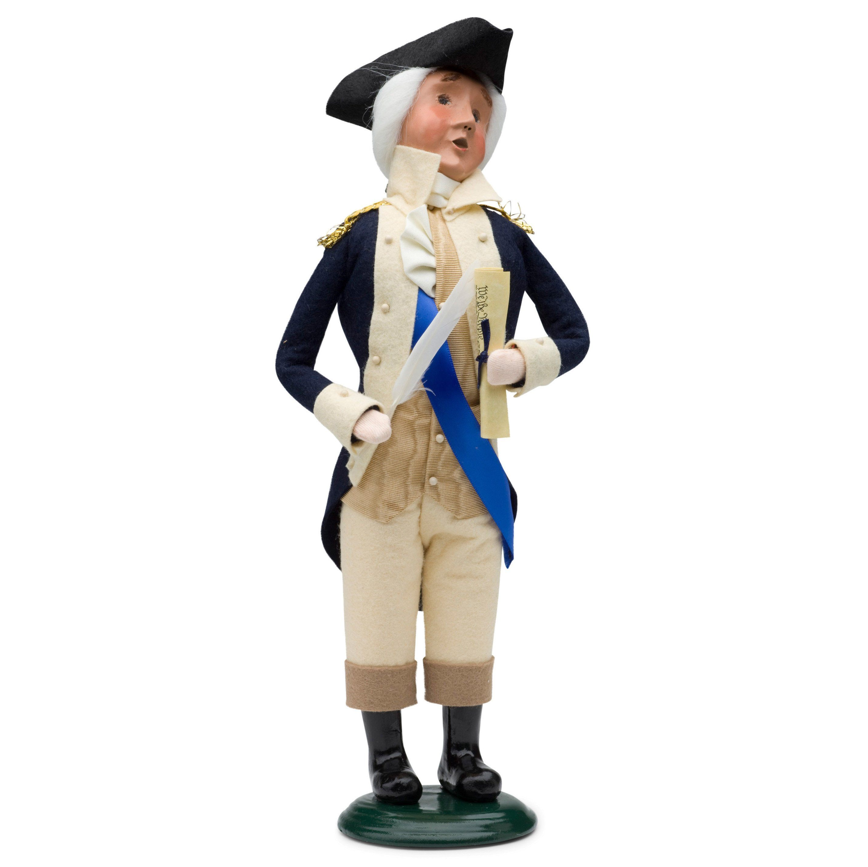 General George Washington Caroler
