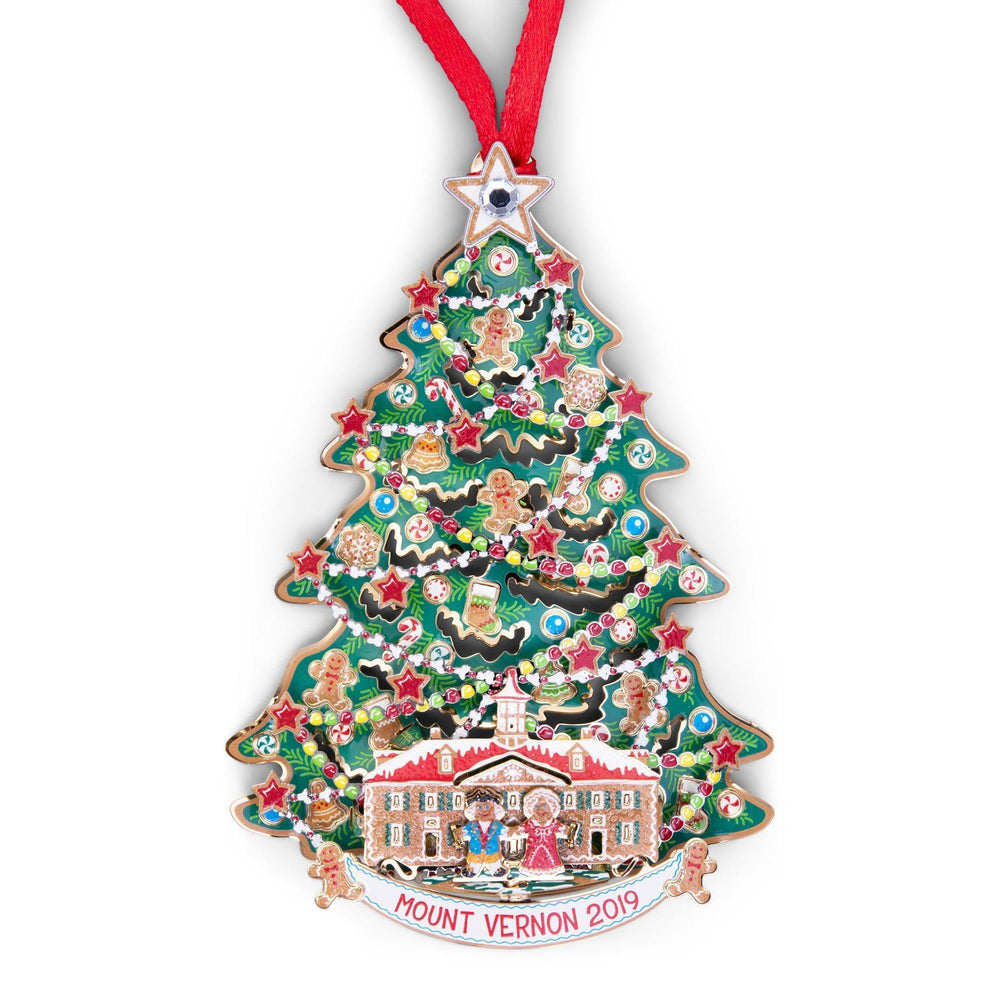 Mount Vernon 2019 Annual Ornament - DESIGN MASTER ASSOCIATES - The Shops at Mount Vernon