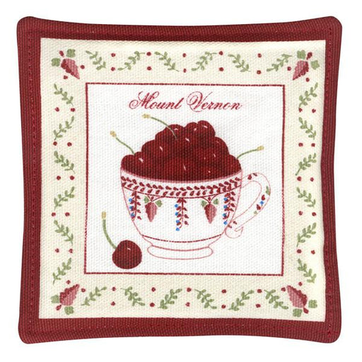 Mount Vernon Cherries Spiced Mug Mat - The Shops at Mount Vernon - The Shops at Mount Vernon