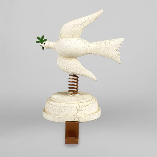 Dove of Peace Stocking Holder