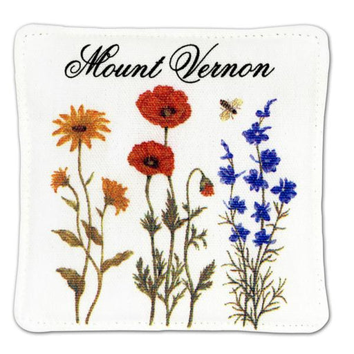 Mount Vernon Floral Trio Spiced Mug Mat - The Shops at Mount Vernon - The Shops at Mount Vernon