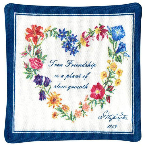 True Friendship Heart Spiced Mug Mat - The Shops at Mount Vernon - The Shops at Mount Vernon
