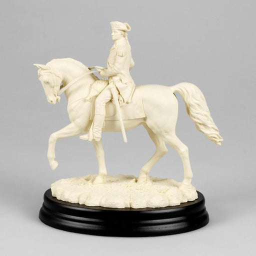 George Washington on Horseback Sculpture - The Shops at Mount Vernon - The Shops at Mount Vernon
