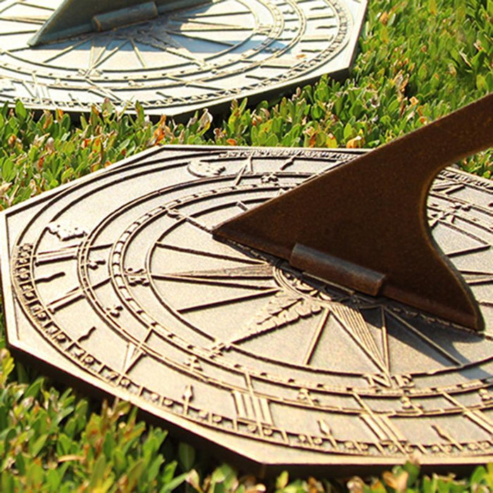 George Washington Sundial with Aged Bronze Finish - The Shops at Mount Vernon - The Shops at Mount Vernon