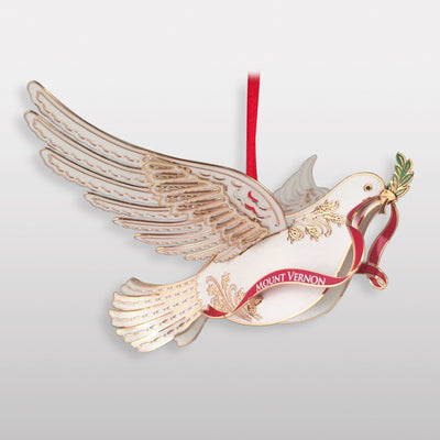 Dove of Peace Ornament: Originally $26.95
