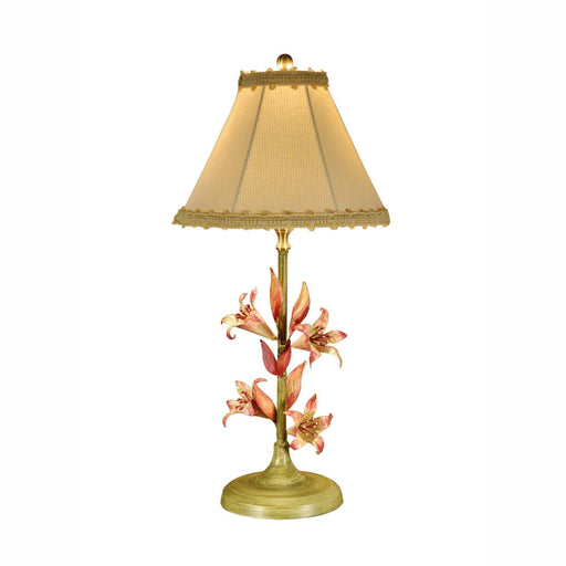 Mount Vernon Lily Lamp - WILDWOOD LAMPS - The Shops at Mount Vernon