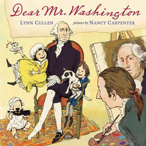 Dear Mr. Washington - The Shops at Mount Vernon - The Shops at Mount Vernon