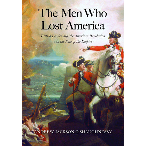 The Men Who Lost America - The Shops at Mount Vernon - The Shops at Mount Vernon