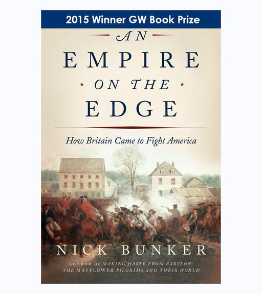 An Empire on the Edge - PENGUIN RANDOM HOUSE LLC - The Shops at Mount Vernon