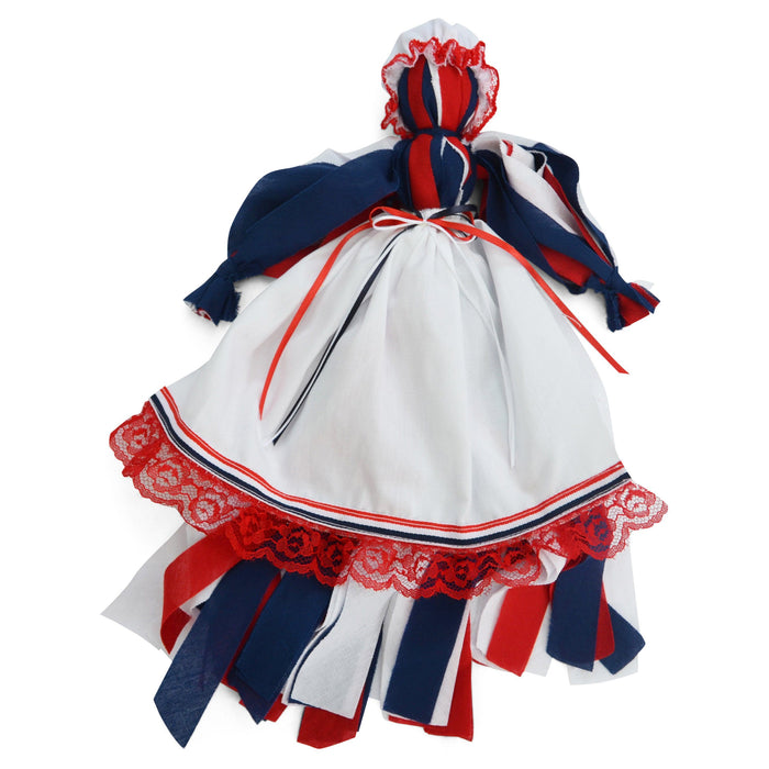 Red, White, and Blue Rag Doll - The Shops at Mount Vernon - The Shops at Mount Vernon