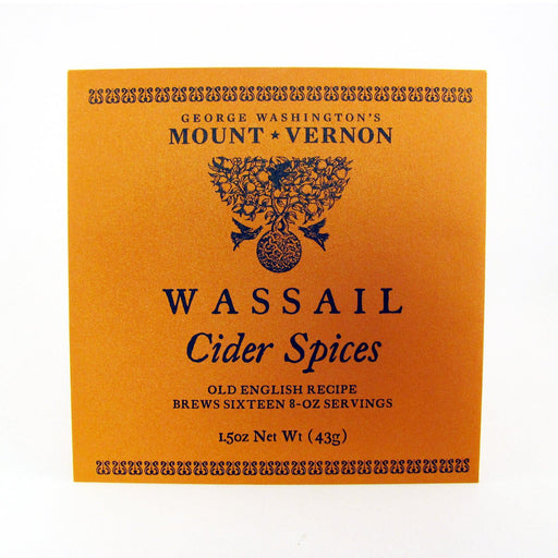 Mount Vernon Cider Wassail - OLIVER PLUFF & CO. - The Shops at Mount Vernon