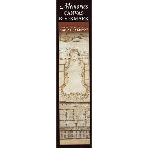 The Vaughan Plan Canvas Bookmark - The Shops at Mount Vernon - The Shops at Mount Vernon