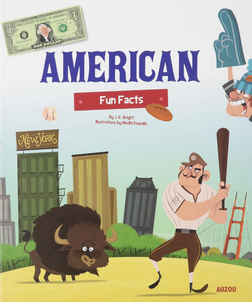 American Fun Facts - INGRAM BOOK COMPANY - The Shops at Mount Vernon