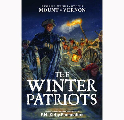 DVD Winter Patriots