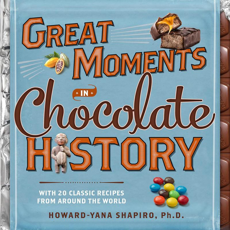 Great Moments in Chocolate History - The Shops at Mount Vernon - The Shops at Mount Vernon