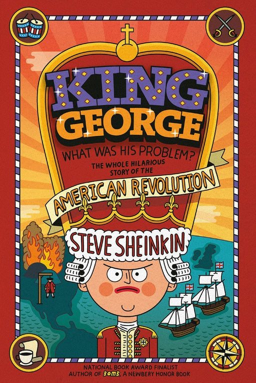 King George: What Was His Problem - The Shops at Mount Vernon - The Shops at Mount Vernon