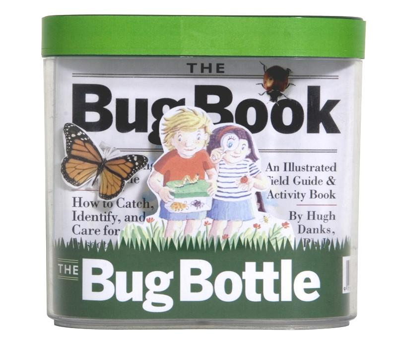 The Bug Book and Bug Bottle Set - The Shops at Mount Vernon - The Shops at Mount Vernon