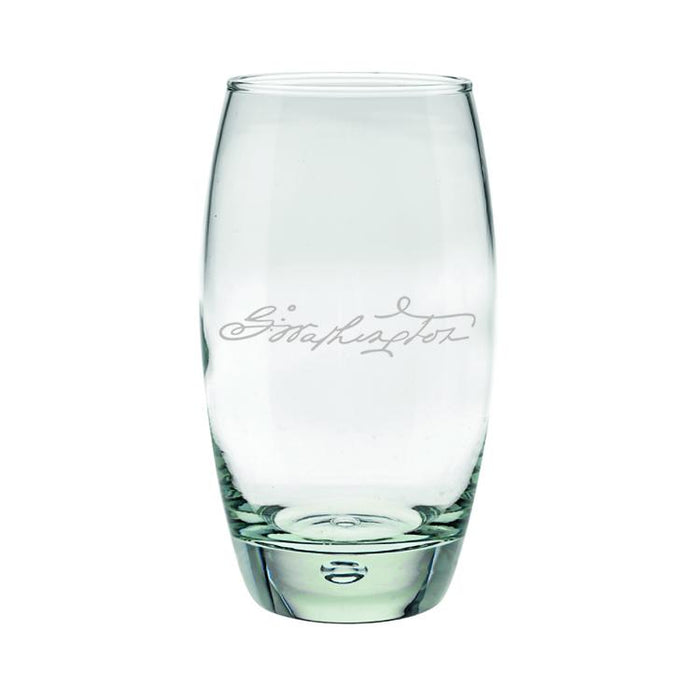 GW Signature Cooler Glass - The Shops at Mount Vernon - The Shops at Mount Vernon