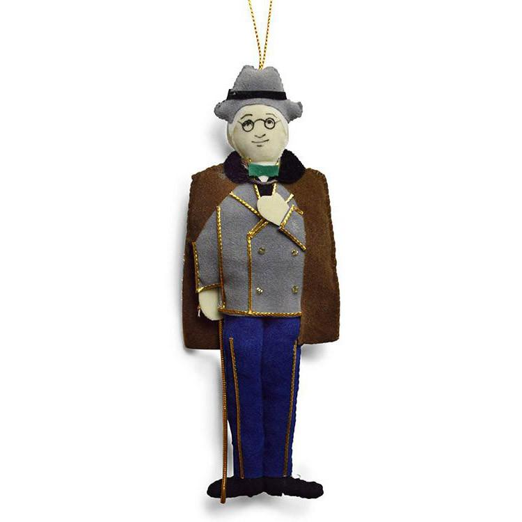 Franklin Roosevelt Ornament