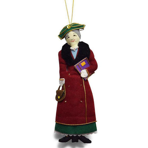 Eleanor Roosevelt Ornament - ST NICOLAS LTD. - The Shops at Mount Vernon