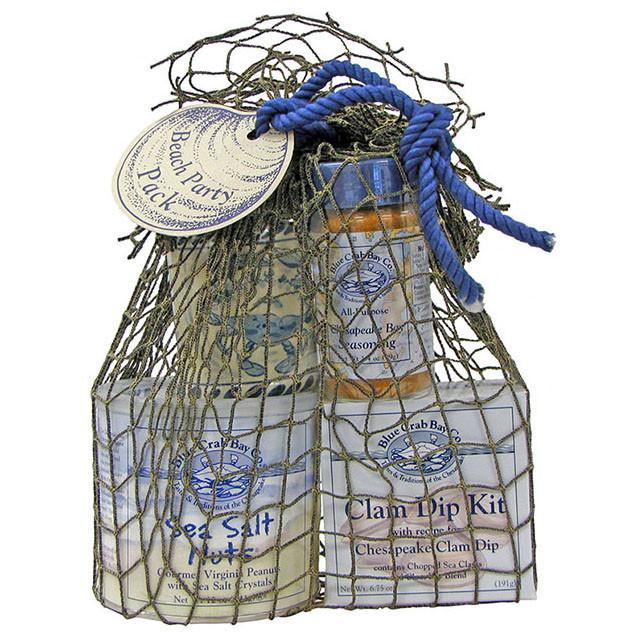 Beach Party Pack Gift Set - Blue Crab Bay Co. - The Shops at Mount Vernon