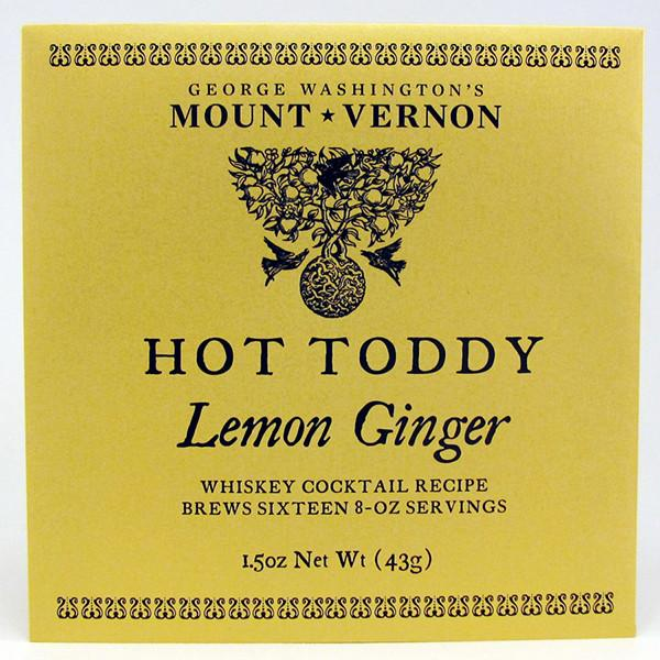 Mount Vernon Lemon Ginger Hot Toddy – The Shops at Mount ...