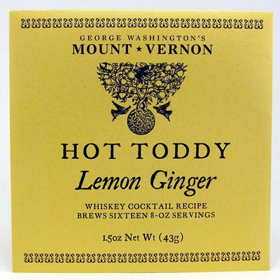 Mount Vernon Lemon Ginger Hot Toddy