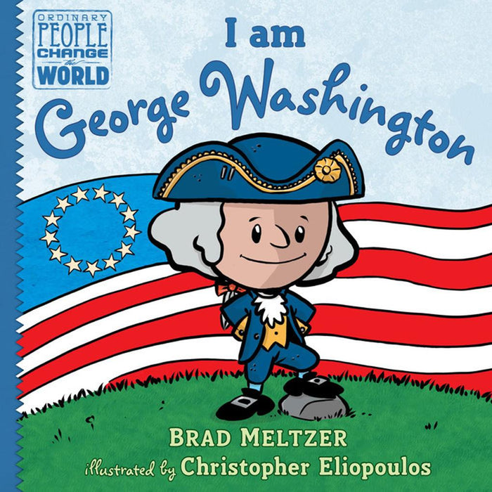I am George Washington - PENGUIN RANDOM HOUSE LLC - The Shops at Mount Vernon