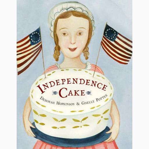 Independence Cake - PENGUIN RANDOM HOUSE LLC - The Shops at Mount Vernon