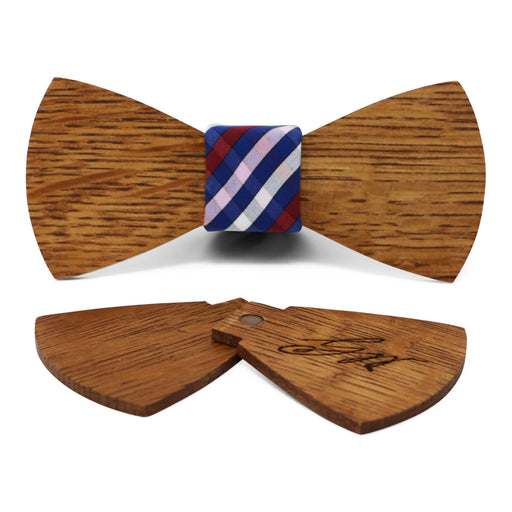 Barcelona GW Wood Bowtie - SwitchWood LLC - The Shops at Mount Vernon