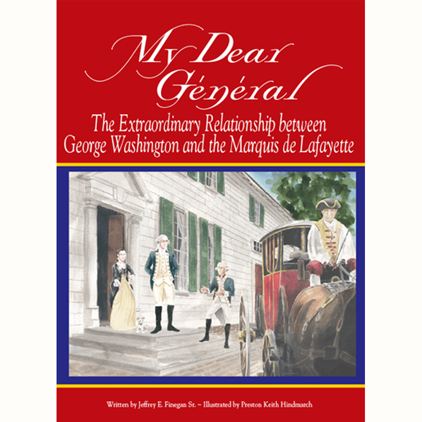 My Dear General - SIEGLE BOOKS - The Shops at Mount Vernon