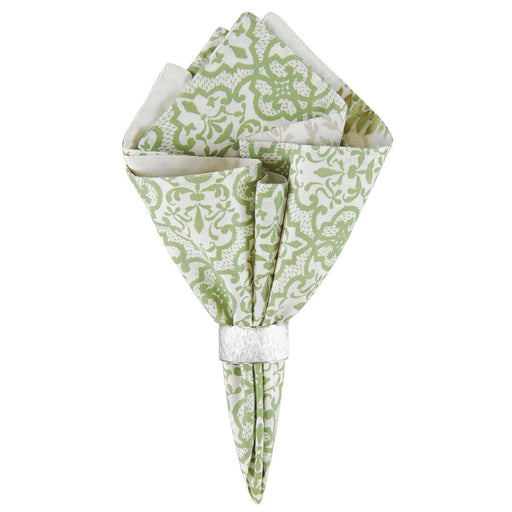 Garden Greenery Napkin - C & F ENTERPRISE - The Shops at Mount Vernon