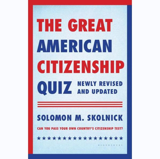 Great American Citizenship Quiz - MACMILLAN PUB.(SCRIBNER) - The Shops at Mount Vernon
