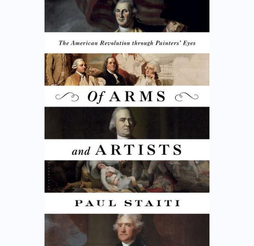 Of Arms and Artists - MACMILLAN PUB.(SCRIBNER) - The Shops at Mount Vernon