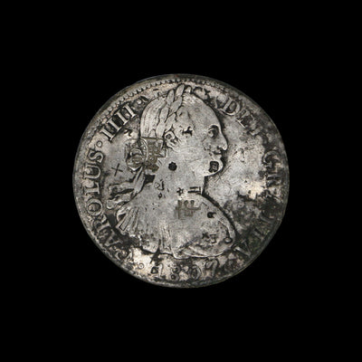 1807 Silver Piece of Eight
