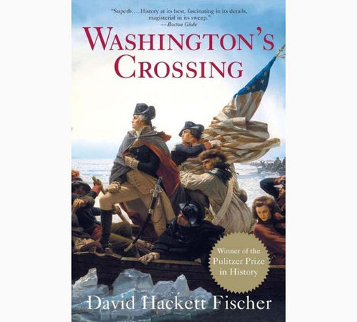 Washington's Crossing - OXFORD UNIVERSITY PRESS - The Shops at Mount Vernon
