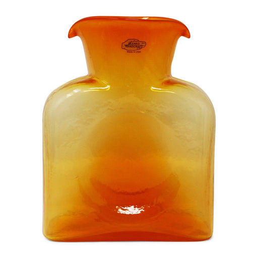Paw Paw Water Bottle - BLENKO GLASS COMPANY - The Shops at Mount Vernon