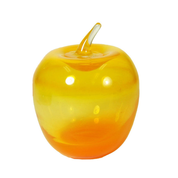 Paw Paw Glass Apple - BLENKO GLASS COMPANY - The Shops at Mount Vernon