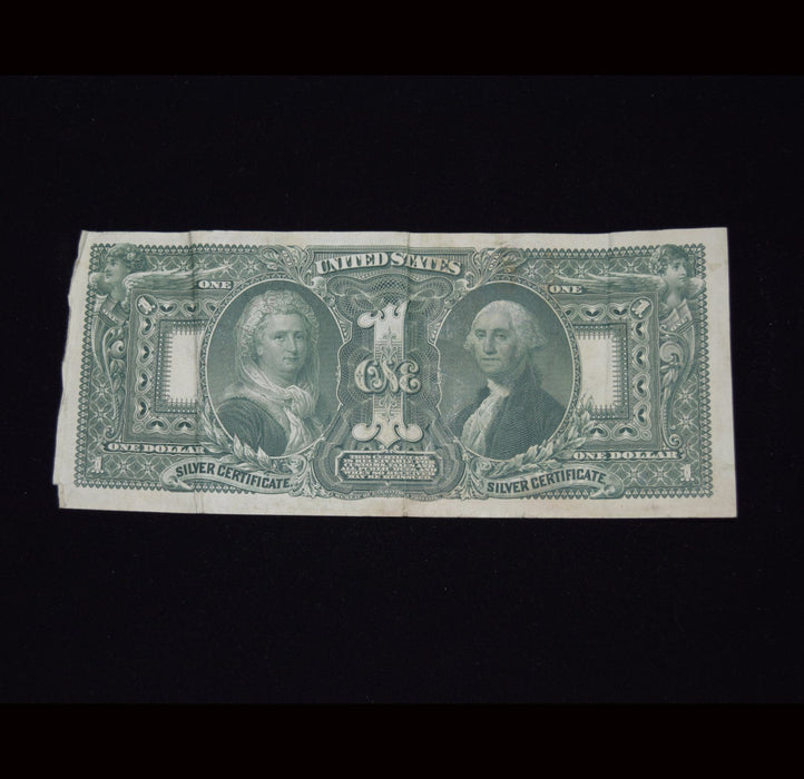 1896 US Silver Certificate - DAVID CONSOLVO - The Shops at Mount Vernon