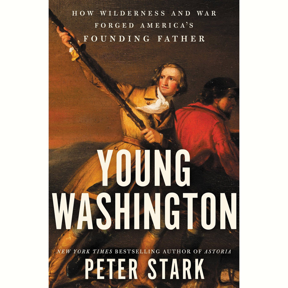 Young Washington - HARPER COLLINS PUBLISHERS - The Shops at Mount Vernon