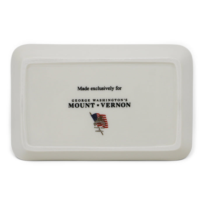 Great Seal Small Federal Tray - Pickard China - The Shops at Mount Vernon