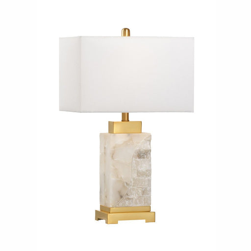 Chelsea House Alabaster Lamp - CHELSEA HOUSE - The Shops at Mount Vernon