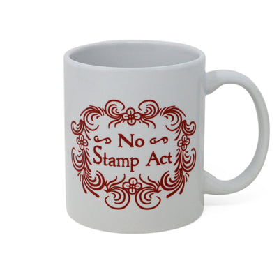 No Stamp Act Mug