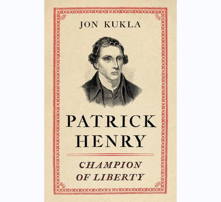 Patrick Henry: Champion of Liberty - SIMON & SCHUSTER - The Shops at Mount Vernon