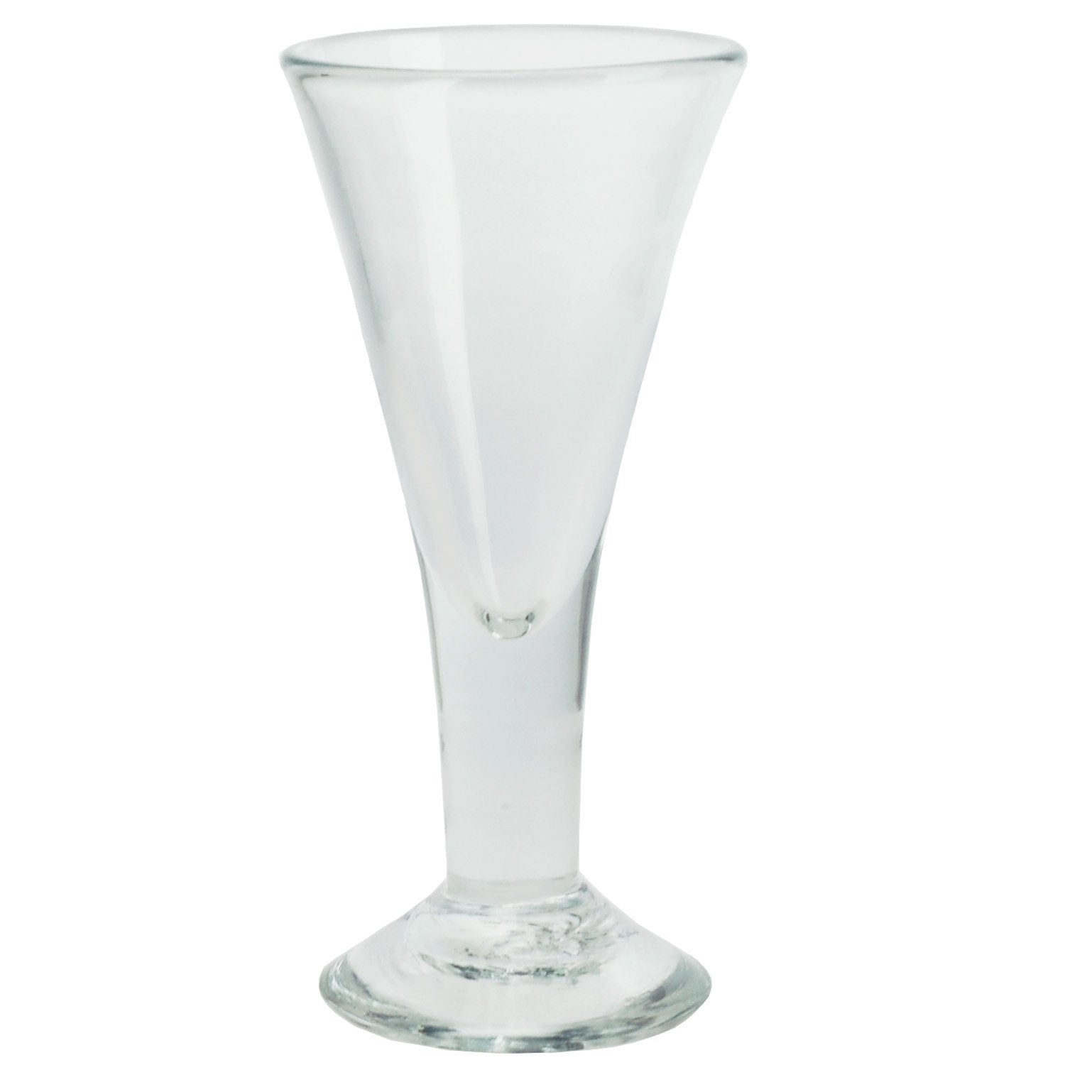 Large Crystal Tavern Glass